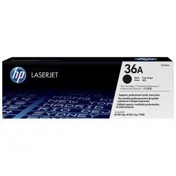 Original HP 36A toner sort (CB436A)