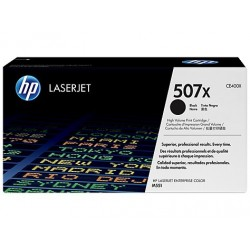 Original HP 507X toner sort(CE400X)