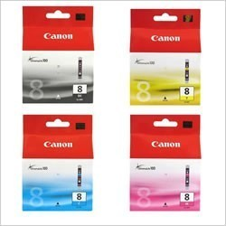 Canon cli 8 4 farver