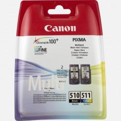 Original Canon PG 510 CL 511 multipack