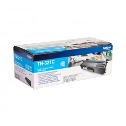 Original Brother TN 321 cyan