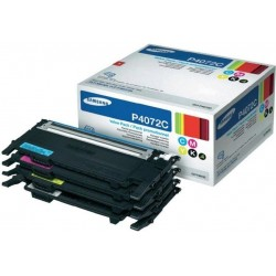 Original Samsung Toner Rainbow Kit CLT-P4072C