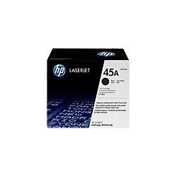 Original HP 45A Laser toner sort (Q5945A)