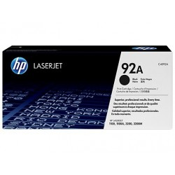Original HP 92A Laser toner sort(C4092A)