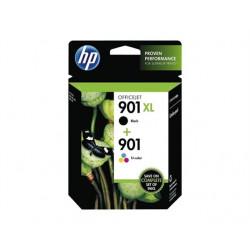 Original HP 901/901XL combo pack