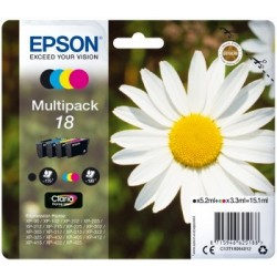 Original Epson 18 multipack