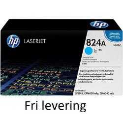 Original HP 824A Cyan LaserJet Image-tromle (CB385A)