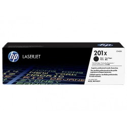 Original HP 201X (CF400X) toner sort