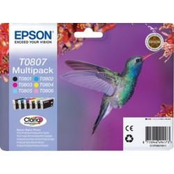 Original Epson T0807 (C13T08074021)