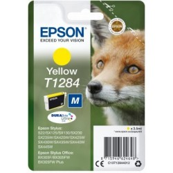 Origianl Epson T1284 Gul