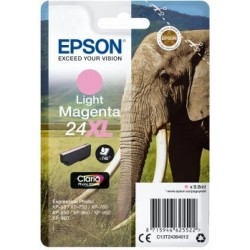 Original Epson 24XL Light Magenta