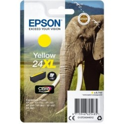 Original Epson 24XL gul 8,7ml