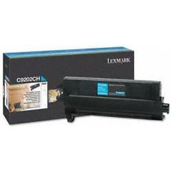 Original Laxmark (00C9202CH) Cyan toner