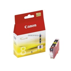 Canon CLI 8 Y yellow