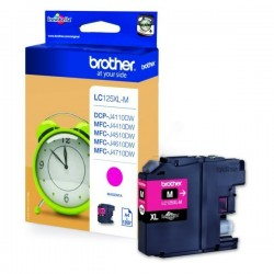 Original Brother LC125xlm magenta