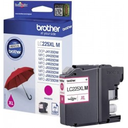 Original Brother LC 225XL magenta