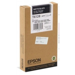Original Epson  blækpatron mat sort 220 ml (C13T612800)