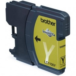 Original Brother blækpatroner (LC1100Y)
