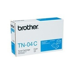 Original Brother TN 04 cyan