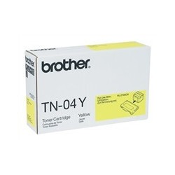 Original Brother TN 04 gul