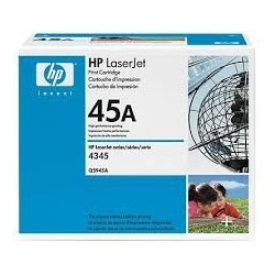 Original HP 45A Laser toner sort (Q5945A)