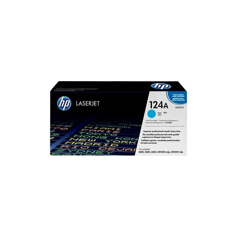 Original HP 124A cyan Q6001a