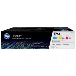 HP 126A Tri-pack