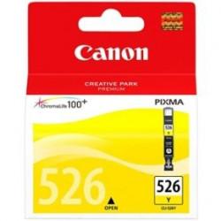 Original Canon CLI 526 yellow