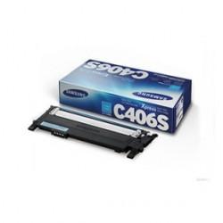 Original Samsung CLT C406S cyan