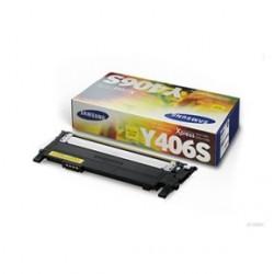 Original Samsung CLT Y406S yellow