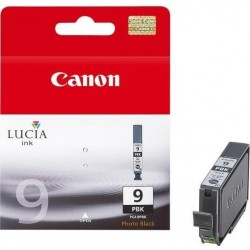 Original Canon PGI 9PBK foto sort