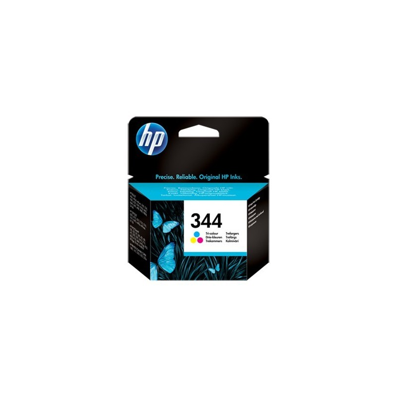 HP 344 trefarvet blækpatron (C9363EE)