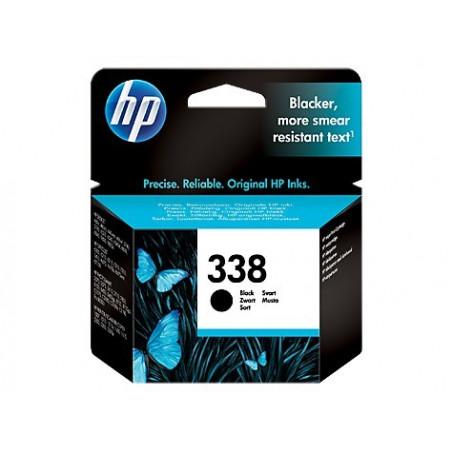 HP 338 sort blækpatron (C8765EE)