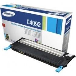 Original Samsung CLT-C4092S toner cyan